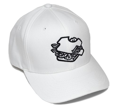 Hat White 3d icon