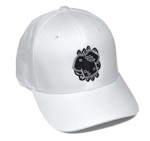 Hat White Flat icon