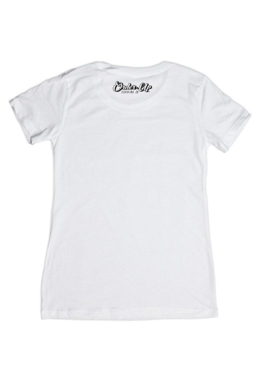 Womens White Tees, Womens White T-Shirt