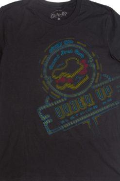 Mens Black Neonsign T-shirts